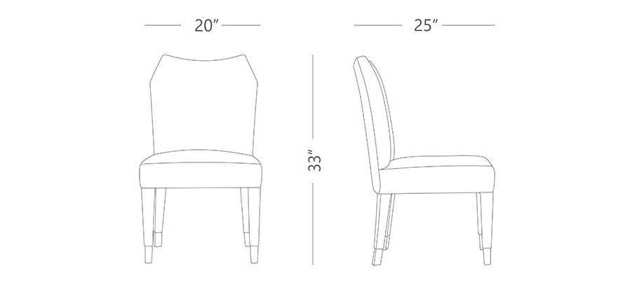 Symi Dining Chair