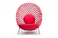 Dragnet Arm Chair