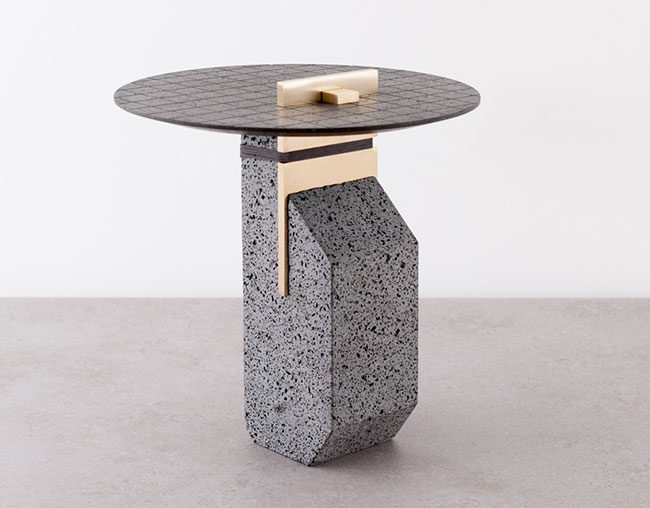 Marble Round Coffee Table - IDUS Furniture