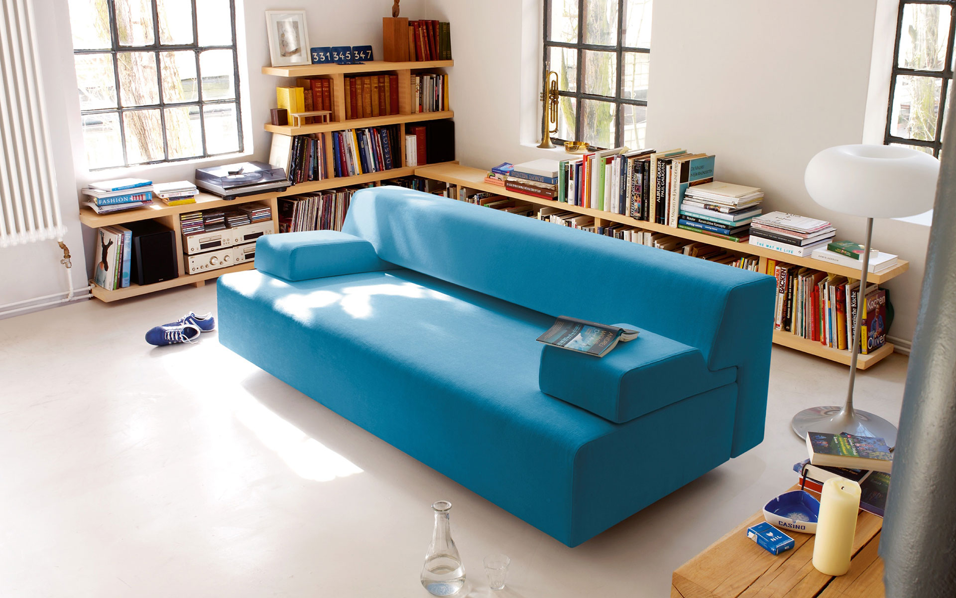 Sofa Beds: Haute And In Vogue