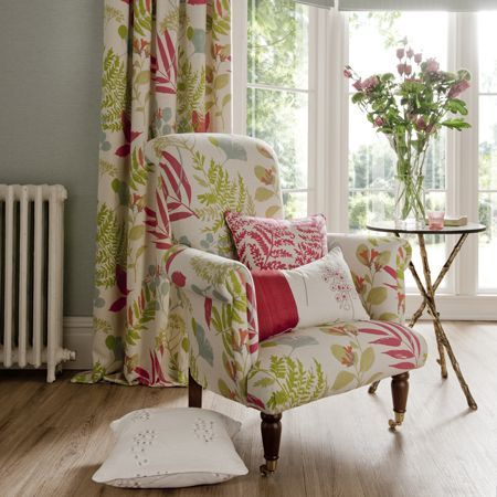 Floral Cover Sofa