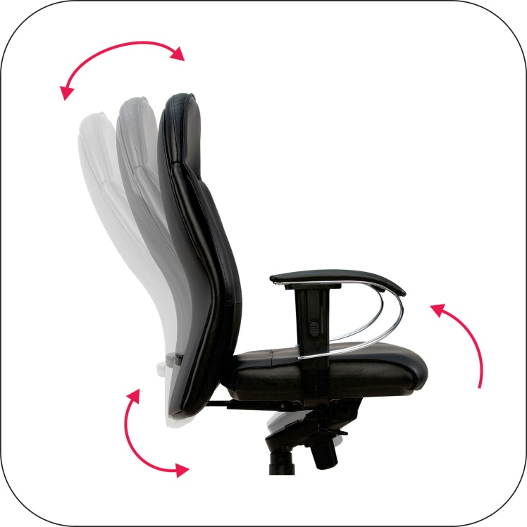 Synchronized Mechanism of Office Chair