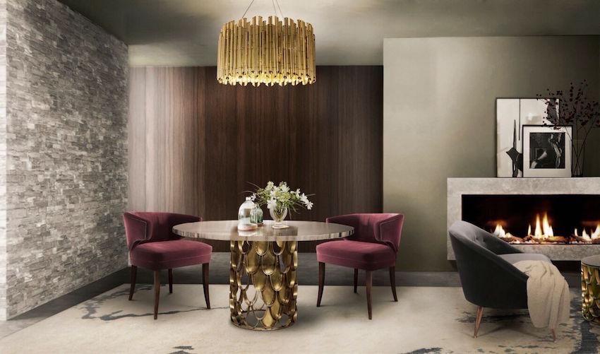 Yellow Metal Home Design - IDUS Furniture