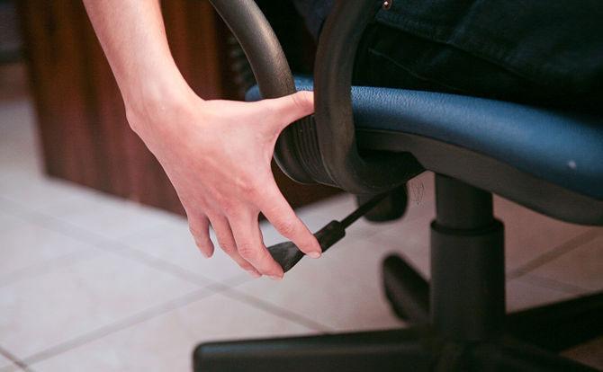 Seat Height Adjustment Mechanism