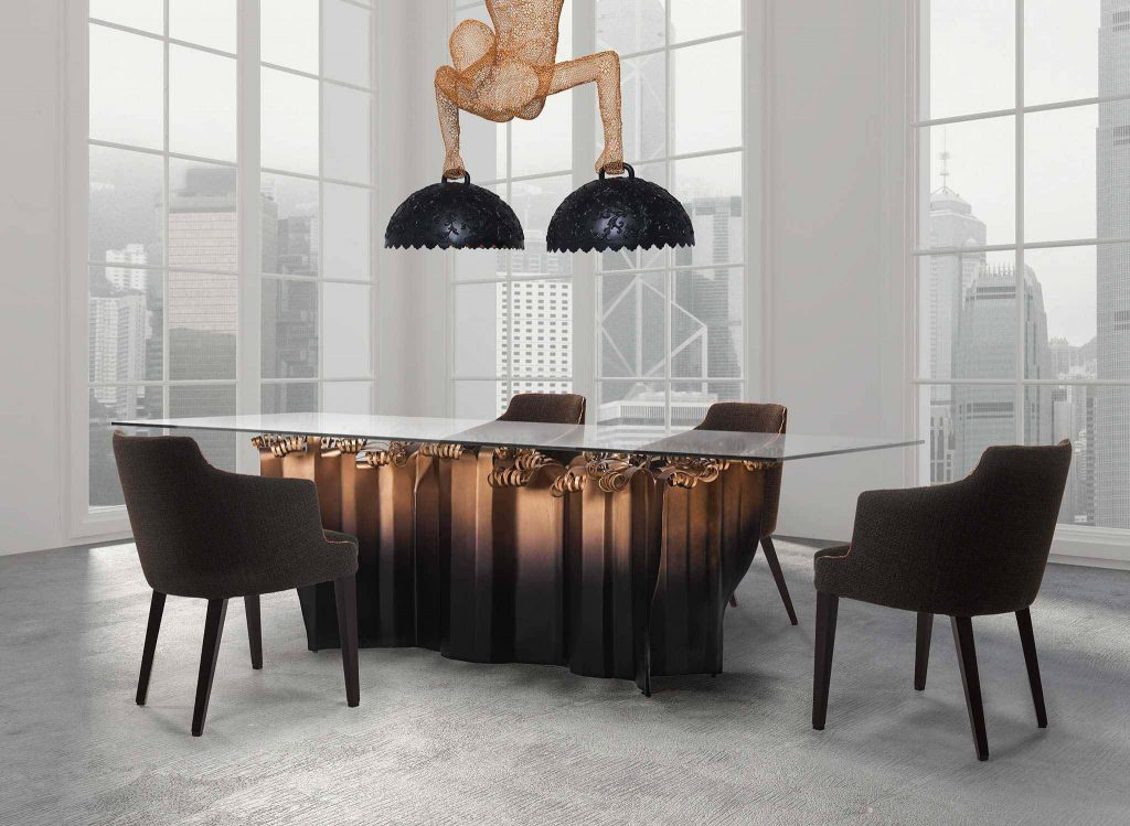 Vivo Dining Table By IDUS Furniture