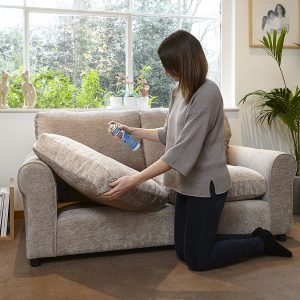 Protect furniture from insects