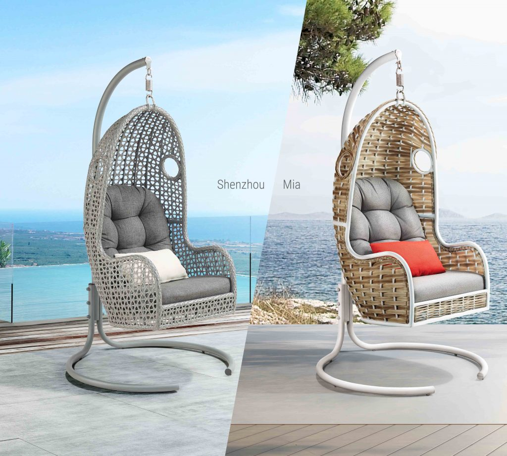 Designer Shenzhou - Mia Outdoor Swing at IDUS Furniture Store