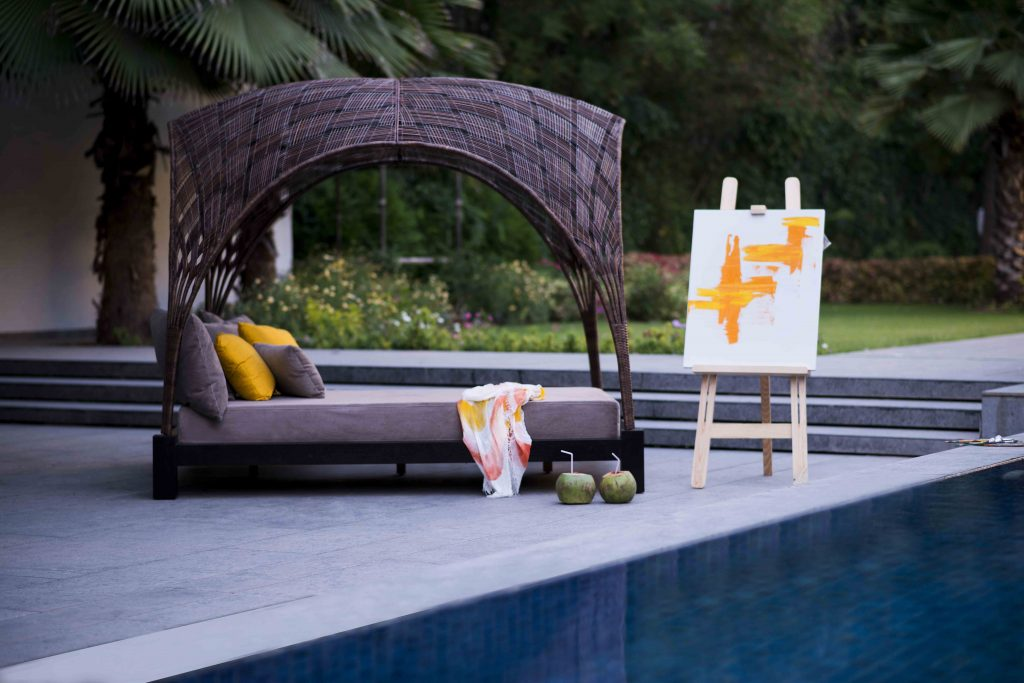 Modern Designer Haiga Outdoor Furniture at IDUS