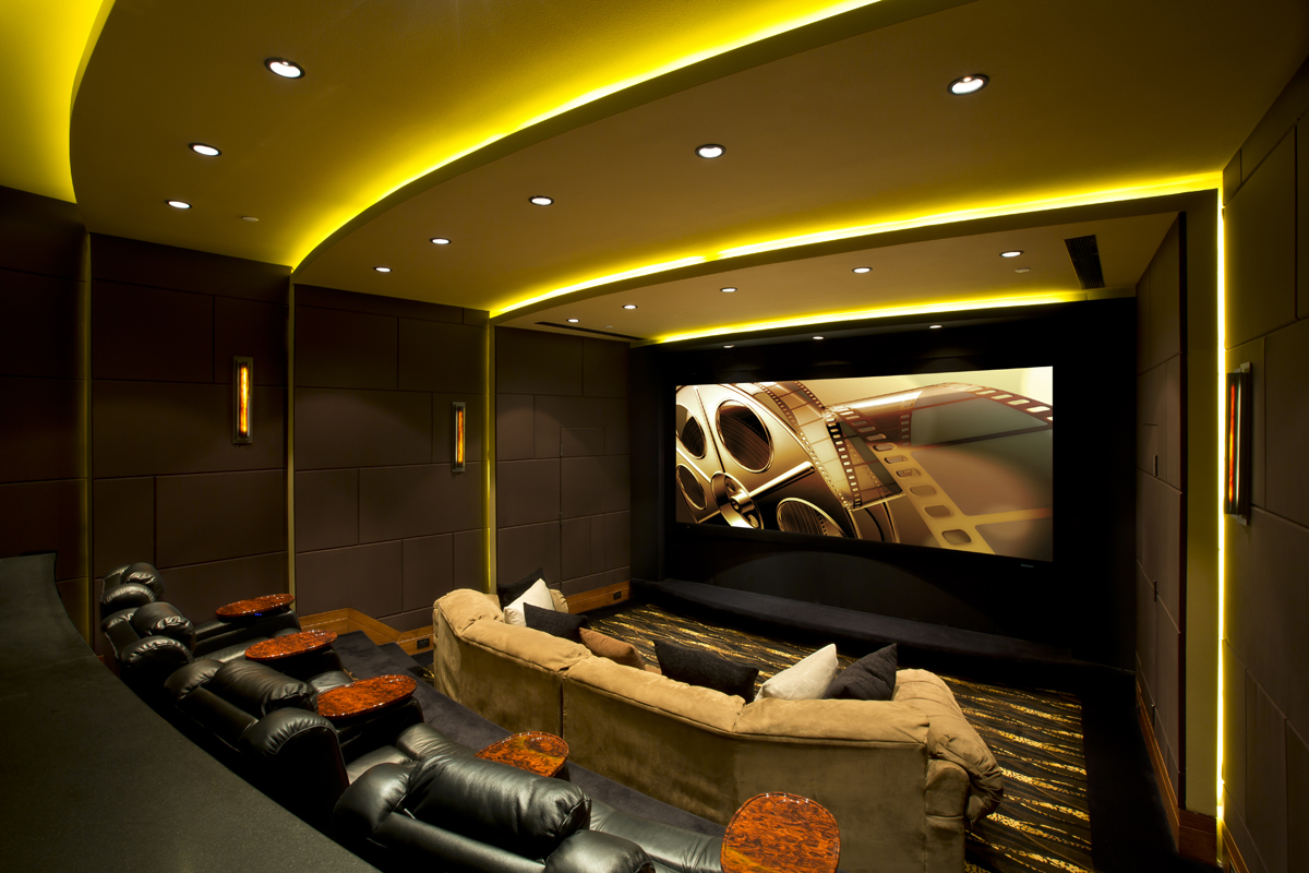 Home Theater Room Furniture by IDUS Furniture