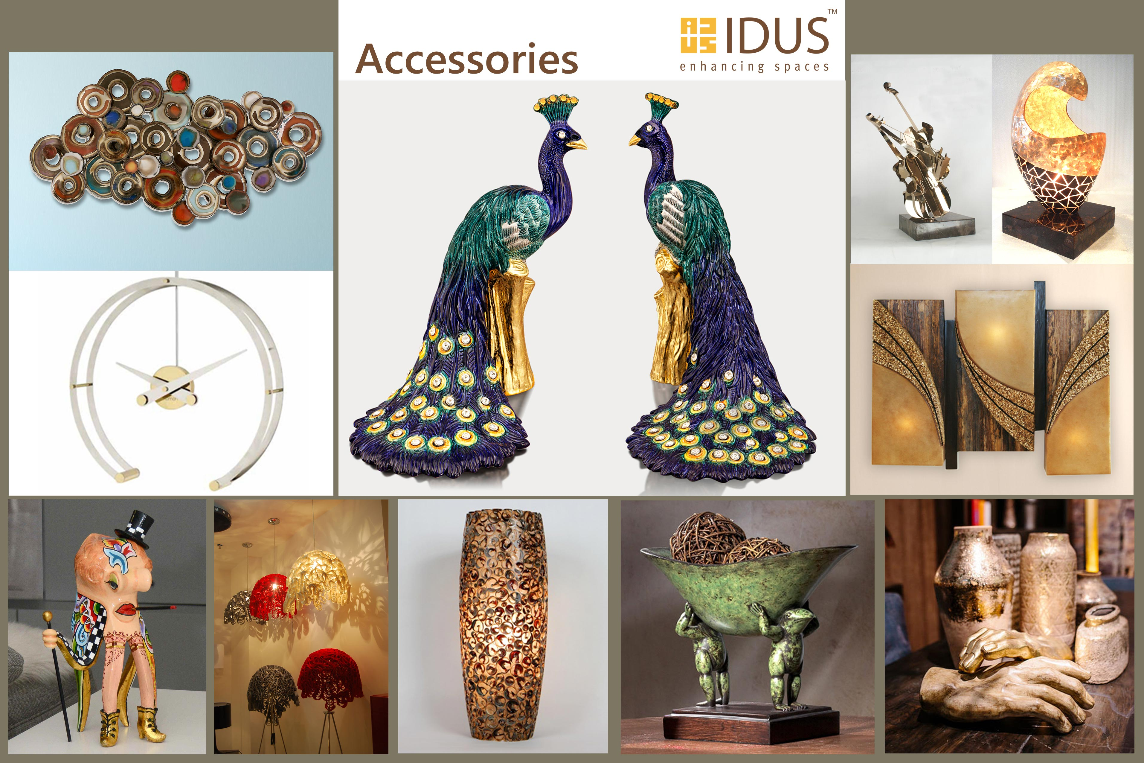 Home Decor Accessories for home decoration by idus furniture