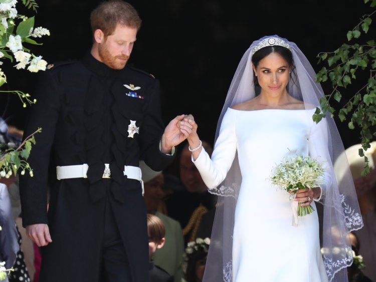 Prince Harry Wedding Picture