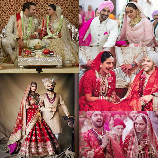 Celebrity Wedding Pictures