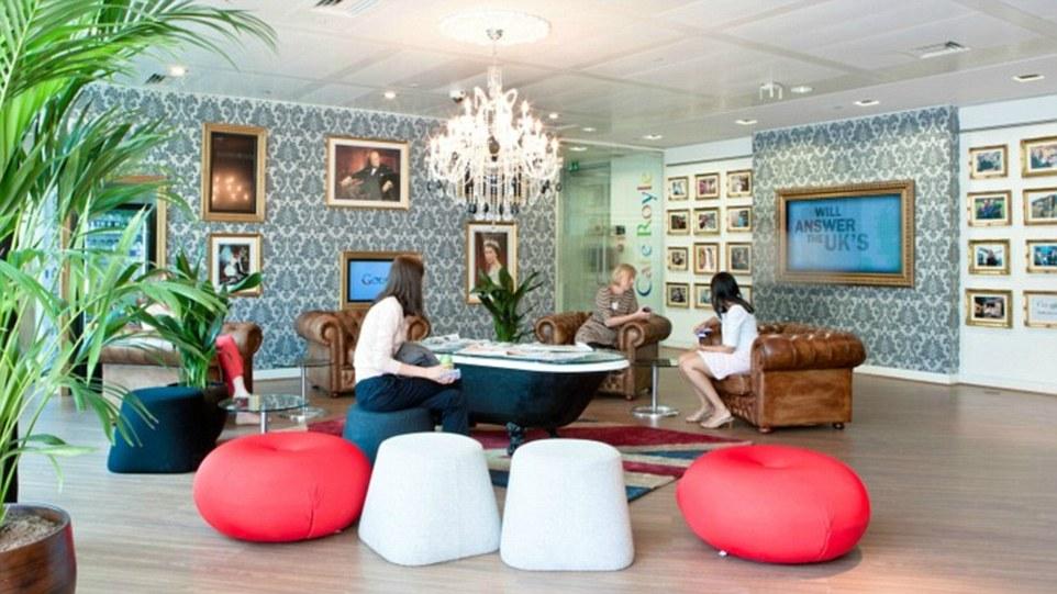 Modular office furniture system