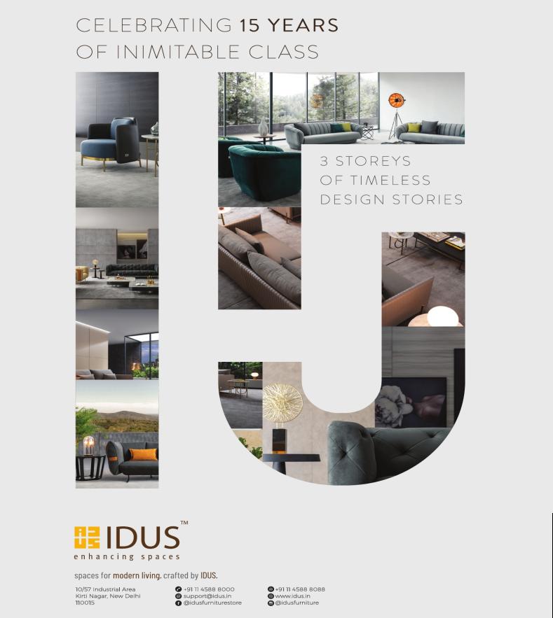 IDUS 15th Anniversary Blog