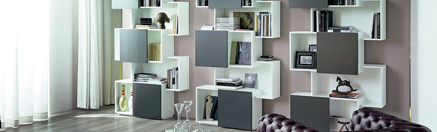 Designer Bookshelf at IDUS Furniture Store