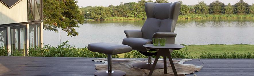 Luxury Single Seat Recliner Sofas at IDUS Furniture Store