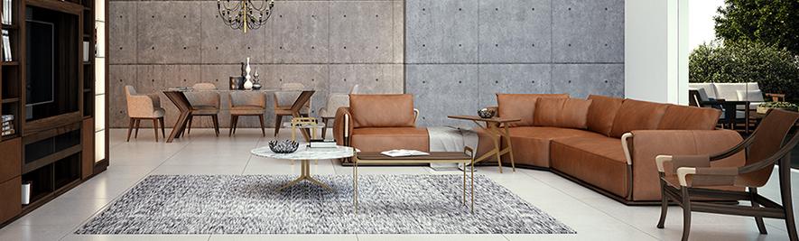 Luxury Designer Sofa at IDUS Furniture Store