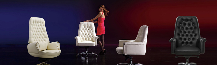 Luxury Executive Chairs at IDUS Furniture Store