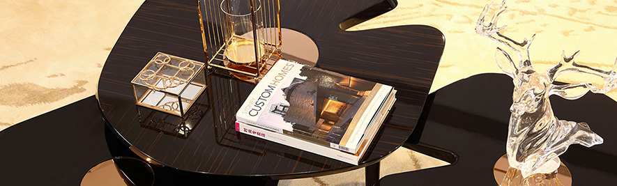 Luxury Square Coffee Tables at IDUS Furniture Store