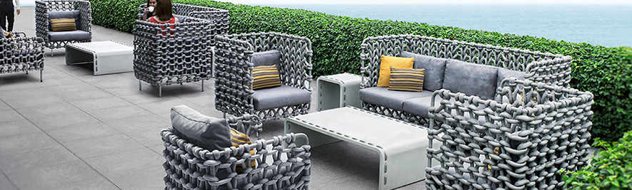 Outdoor Furniture Sofa at IDUS Furniture Store