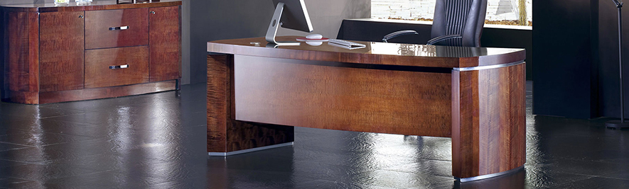 Premium Office Table at IDUS Furniture Store