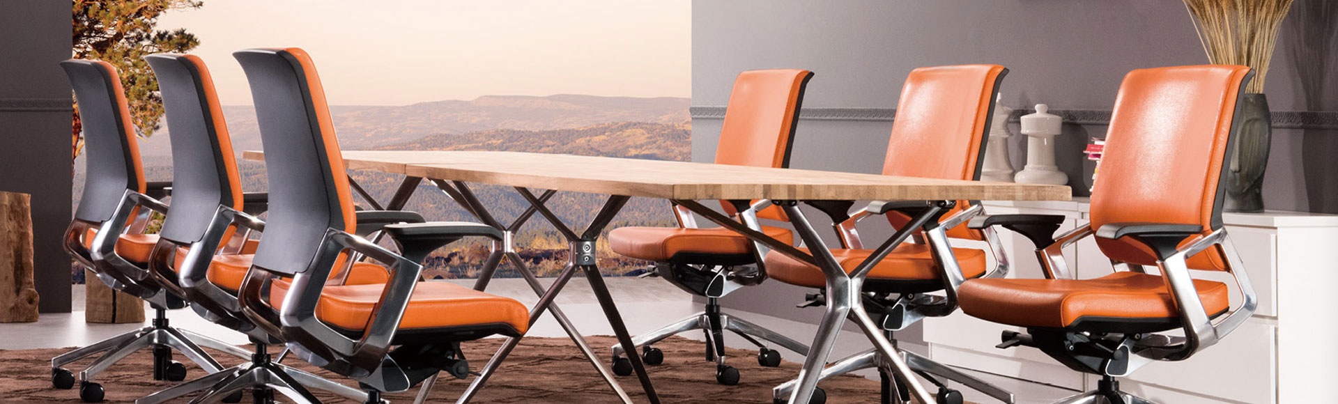 Designer Conference Table at IDUS Furniture Store