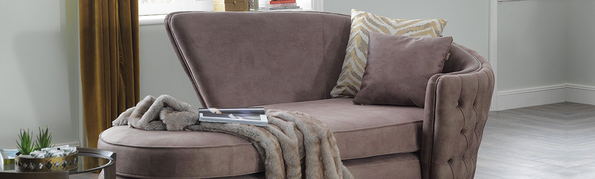 Leather Sofa Bed at IDUS Furniture Store