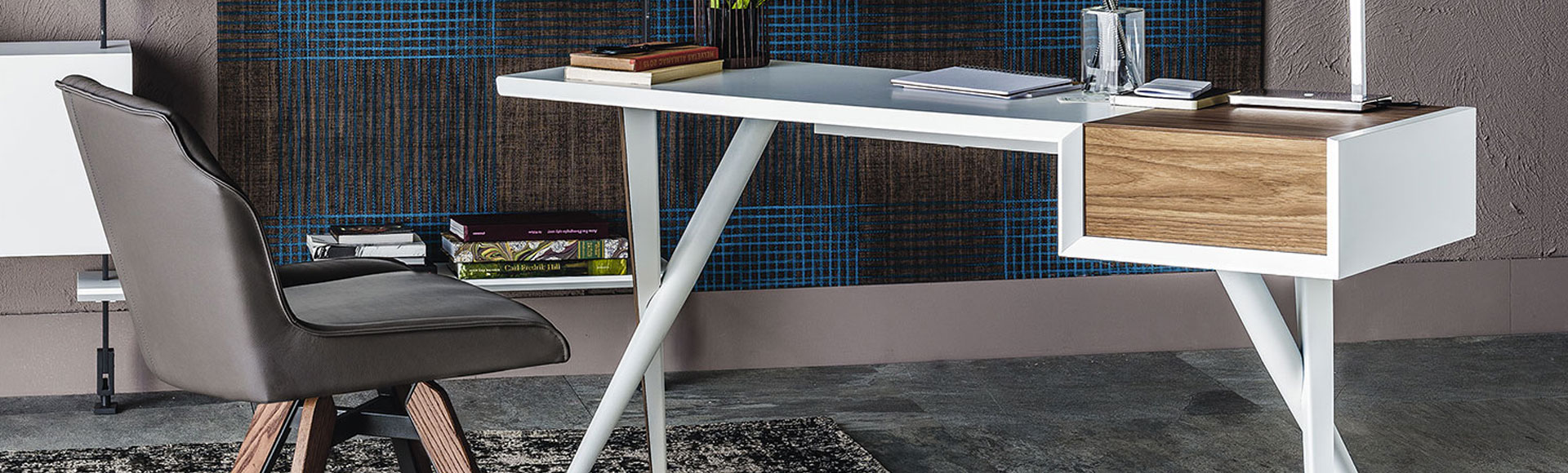 Modern Design Study Table at IDUS Furniture Store