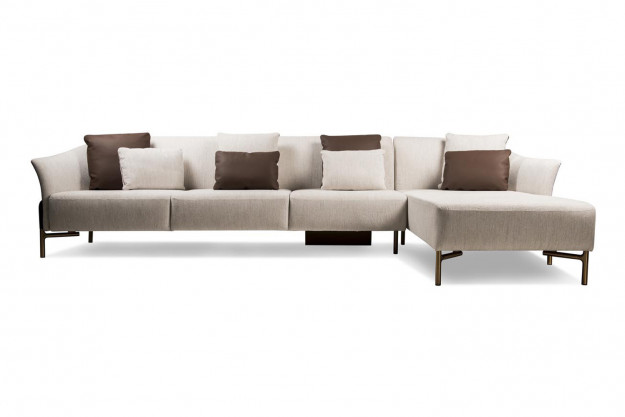 Admirable Percy Sectional Sofa Inzonedesignstudio Interior Chair Design Inzonedesignstudiocom
