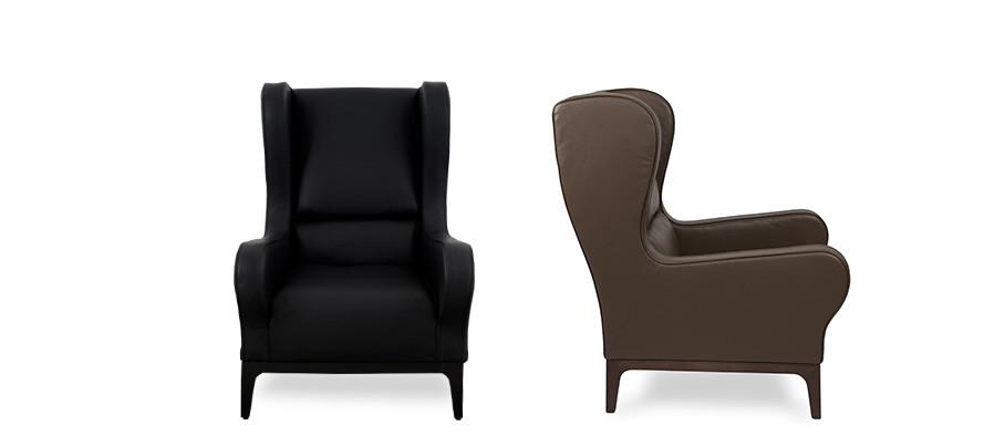 Attitude Arm Chair
