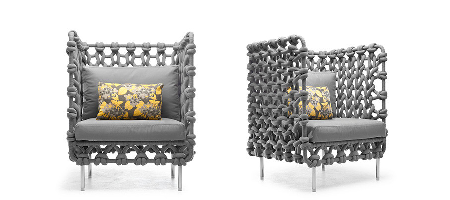 Cabaret Arm Chair