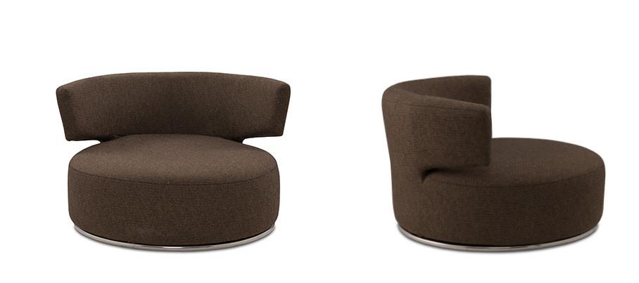 Coiled Arm Chair