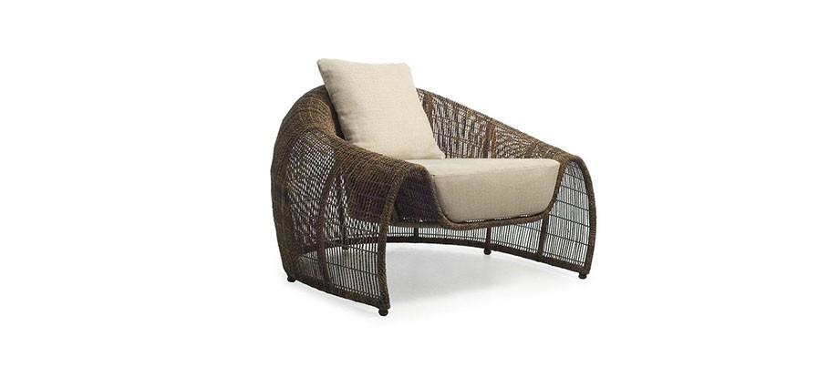 Croissant Arm Chair