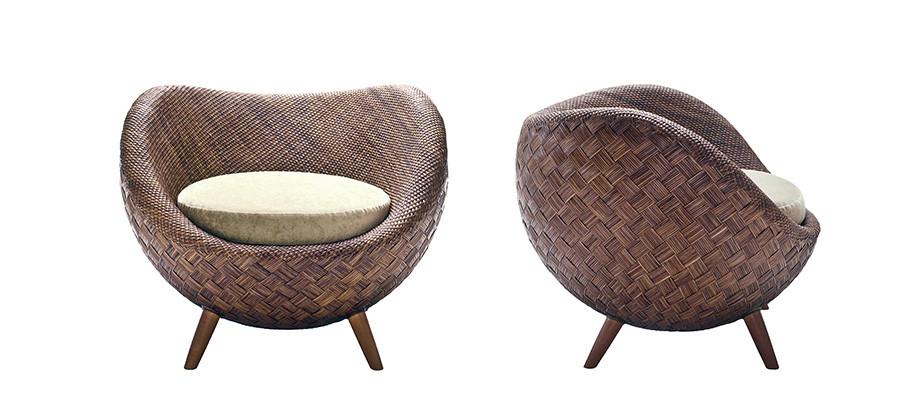 La Luna Arm Chair