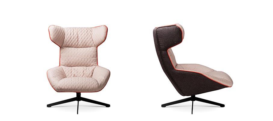 Loop Arm Chairs