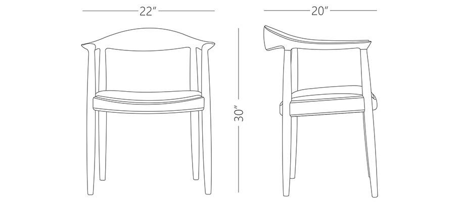 Ford Arm Chair