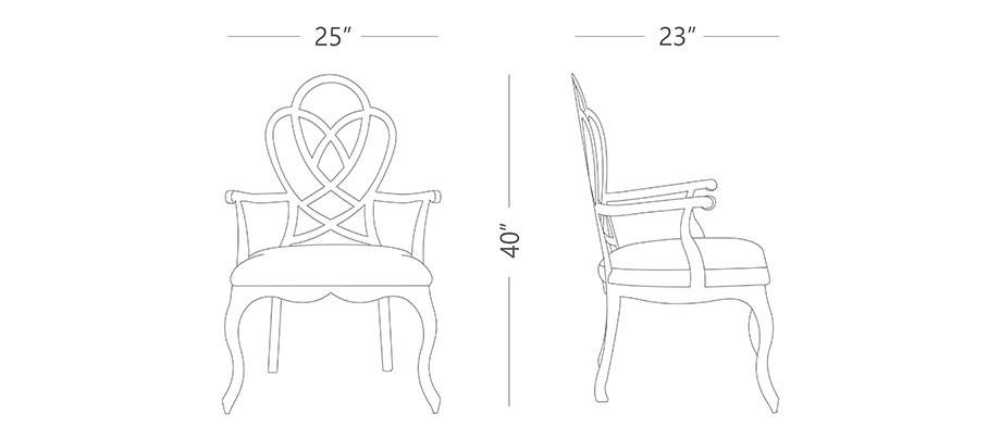 Rennie Arm Chair
