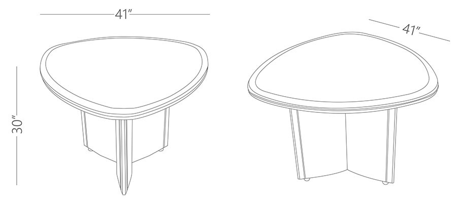 Tavoli Discussion Table