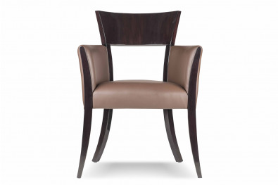 Absolute with Arm Dining Chair