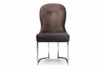 Nora Leather Dining Chair