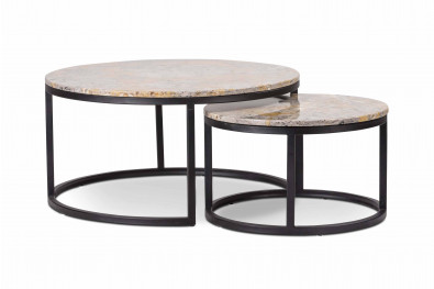 Karl Marble Coffee Table