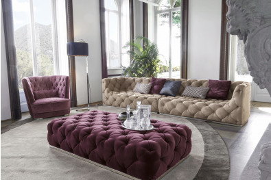 Dolphin 4 Seater Living Sofa