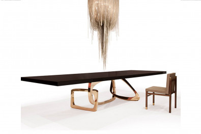 Rope Dining Table