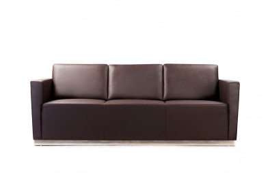 June 3 Seater Office Sofa