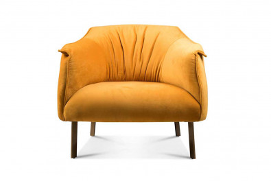 Vika Fabric Armchair