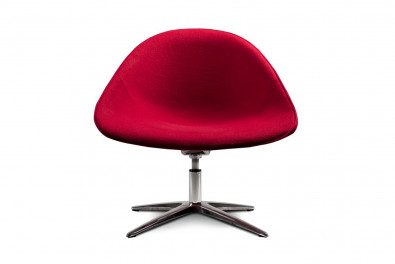 Scoop Swivel Chair