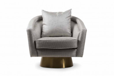 Gemma Swivel Chair