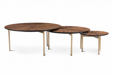 Tre set of 3 Center Table