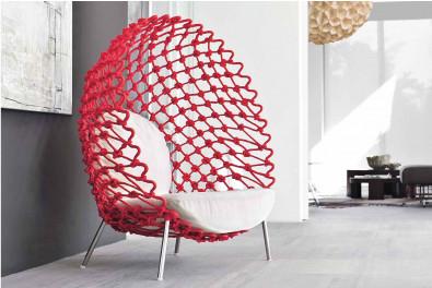 Dragnet Designer Armchair
