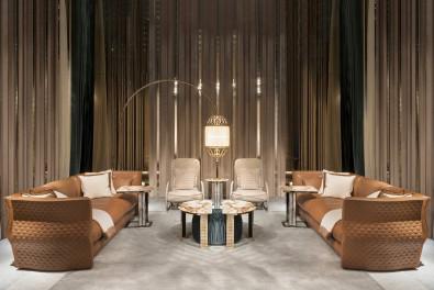 Bergamo 4 Seater Sofa
